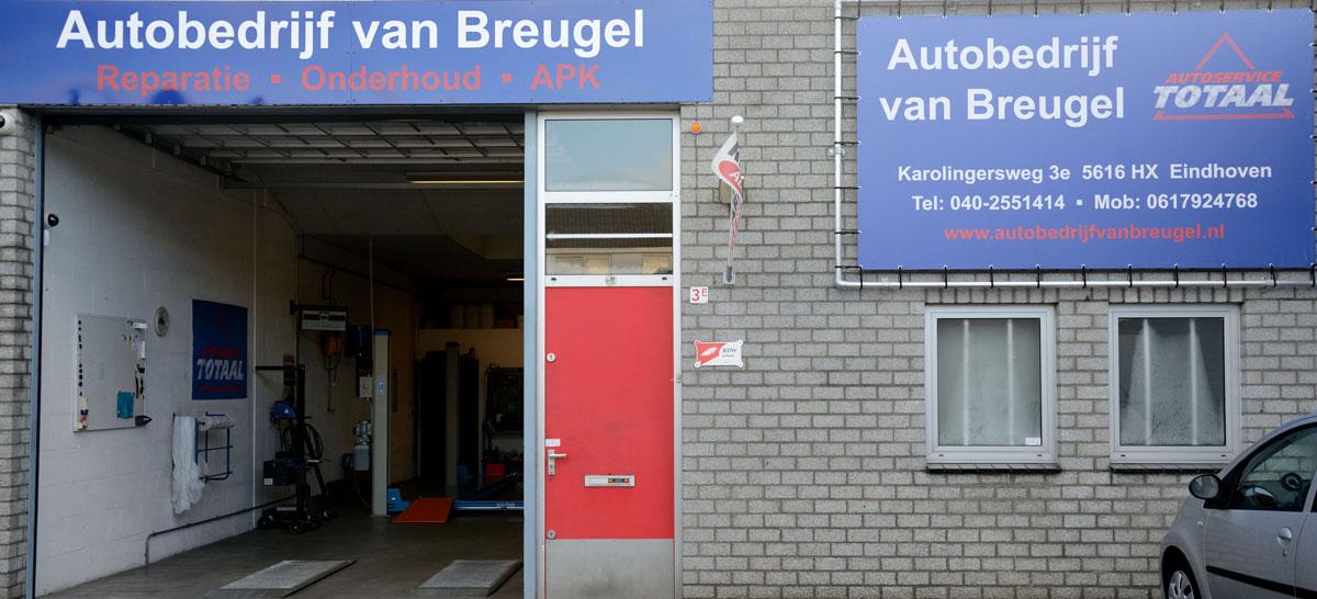autobedrijf Eindhoven