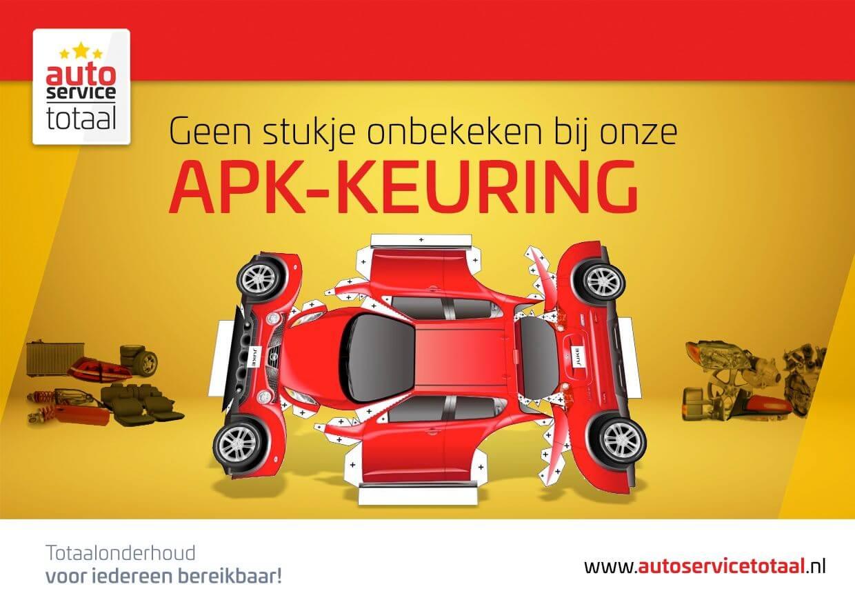Geen stukje onbekeken bij onze APK-keuring | Autobedrijf van Breugel Eindhoven