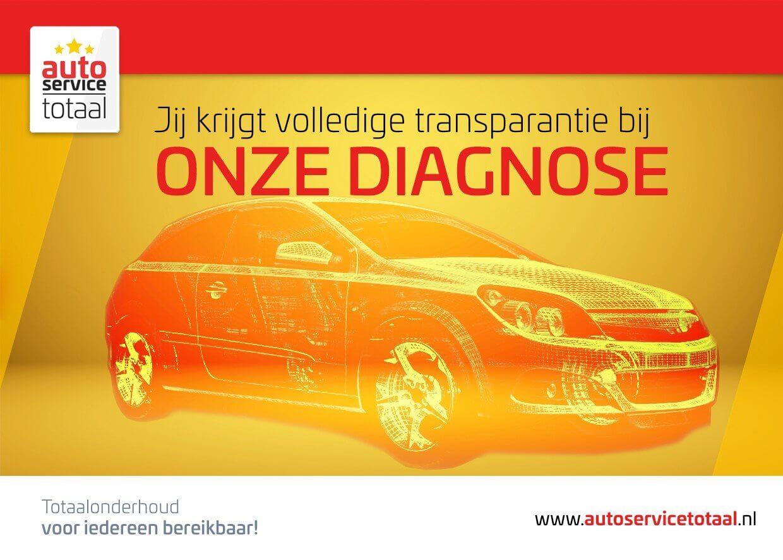 Volledige transparantie bij onze diagnose | Autobedrijf van Breugel Eindhoven