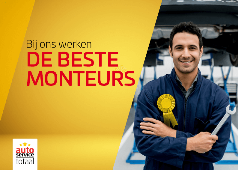 Wij werken met de beste monteurs - Autobedrijf van Breugel